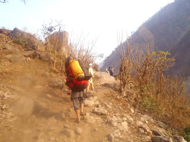 Manaslu trekking Nepal with Manaslu trekkers