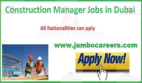 Dubai latest jobs and careers,