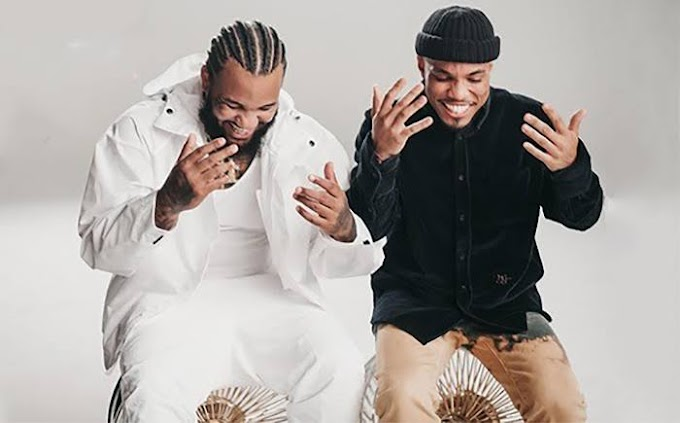 "The Game Adopts Anderson . Paak For ""Stainless"" Video"