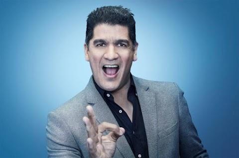 """""""Pegame tu vicio"""" La canción que Eddy Herrera improviso en una presentación."""