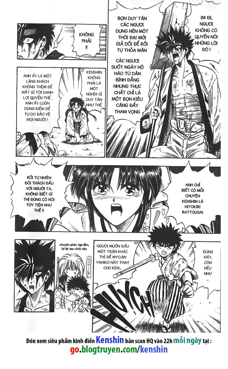 Rurouni Kenshin chap 8 trang 11