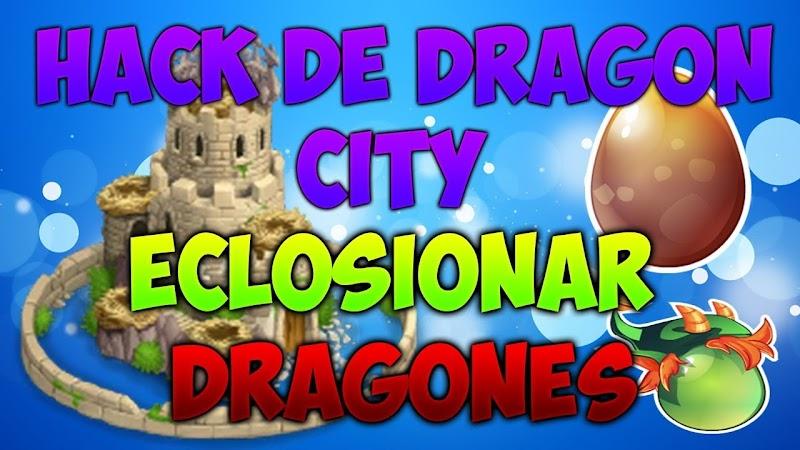 COMO ACELERAR ECLOSIONAR DRAGONES EN DRAGON CITY