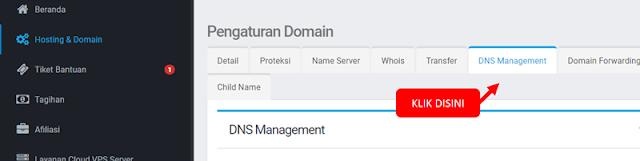 Cara Menghubungkan Domain dari Niagahoster ke Blogger.com