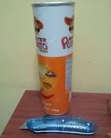 Diy-reciclaje-de-envase-decorado-con-porcelana fría