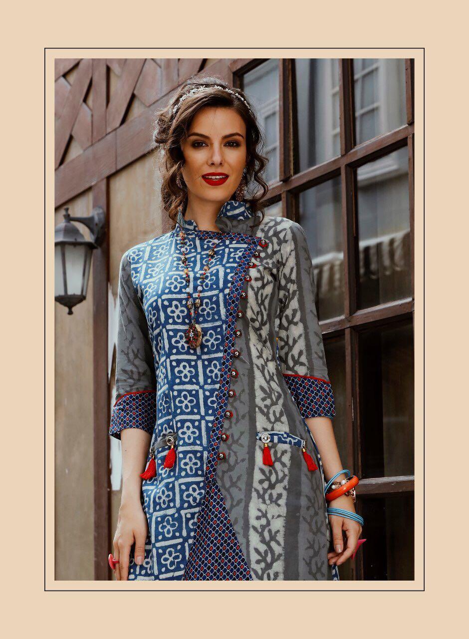 Diva Vol 2 – Kajal Style- New Arrival Designer Kurti