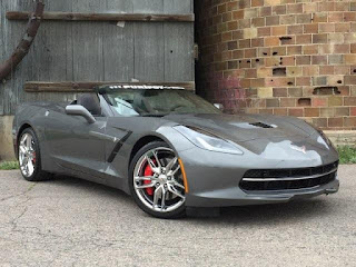 2016 Chevy Corvette for sale Purifoy Chevrolet near Denver Colorado