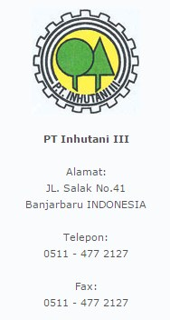 PT.Inhutani III (Persero)