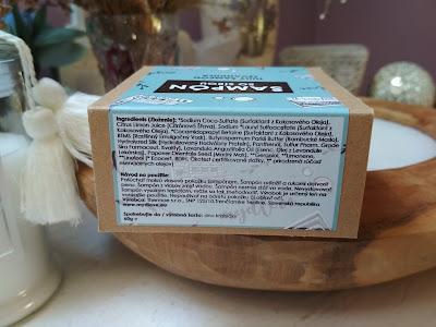 Mydlove Tuhý šampón so sírou a levanduľovým olejom zloženie
