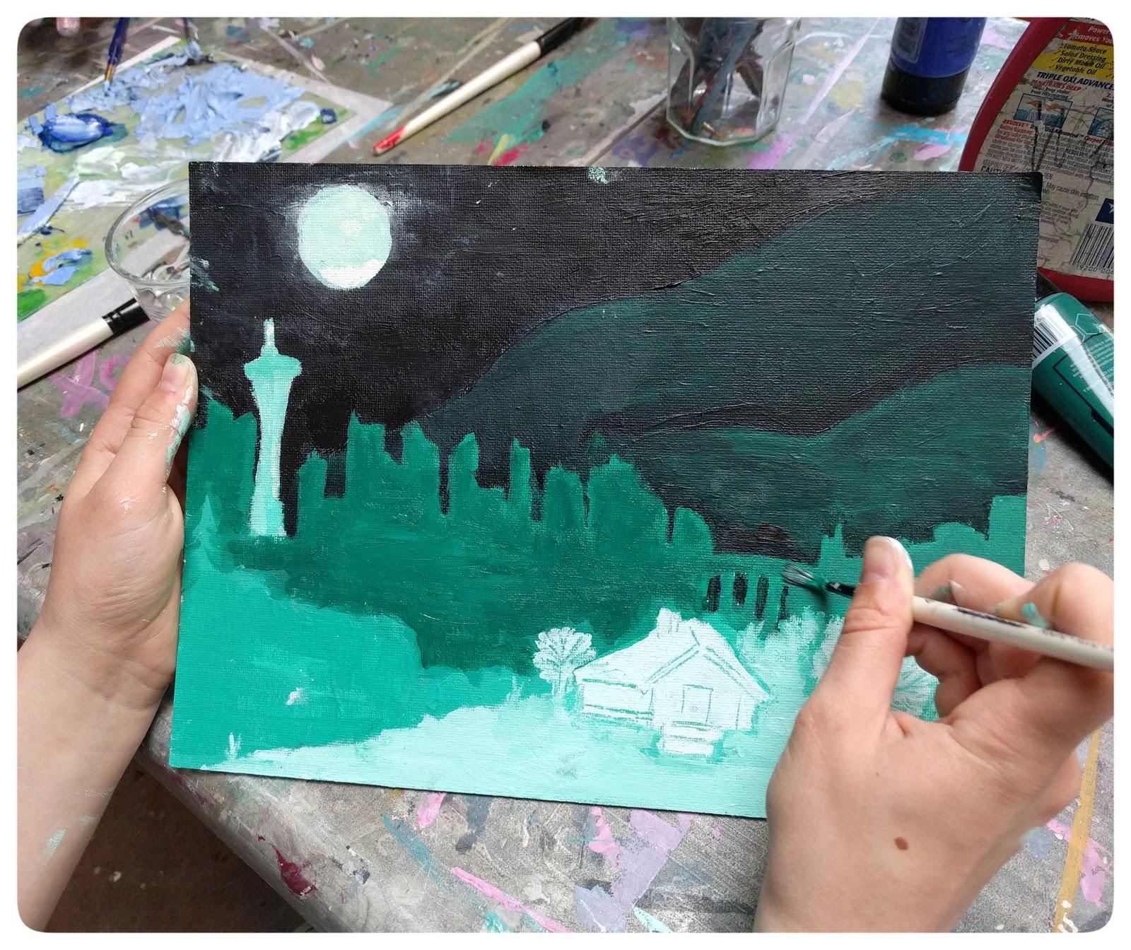 Studio Kids - Children's Art Classes in Ballard, Seattle: Seattle