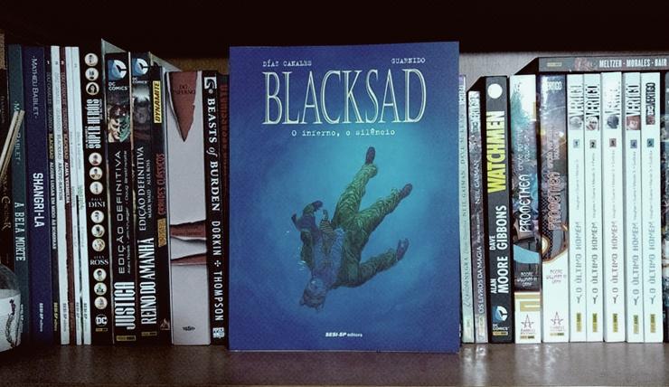 Resenha da HQ Blacksad Vol. 4