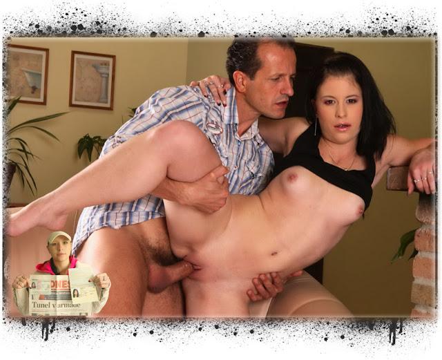 Private Pornobilder mit Lucie