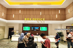 Lowongan Kerja Bioskop Transmart Padang XXI Juni 2019