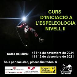 CURS ESPELEO NIVELL 2