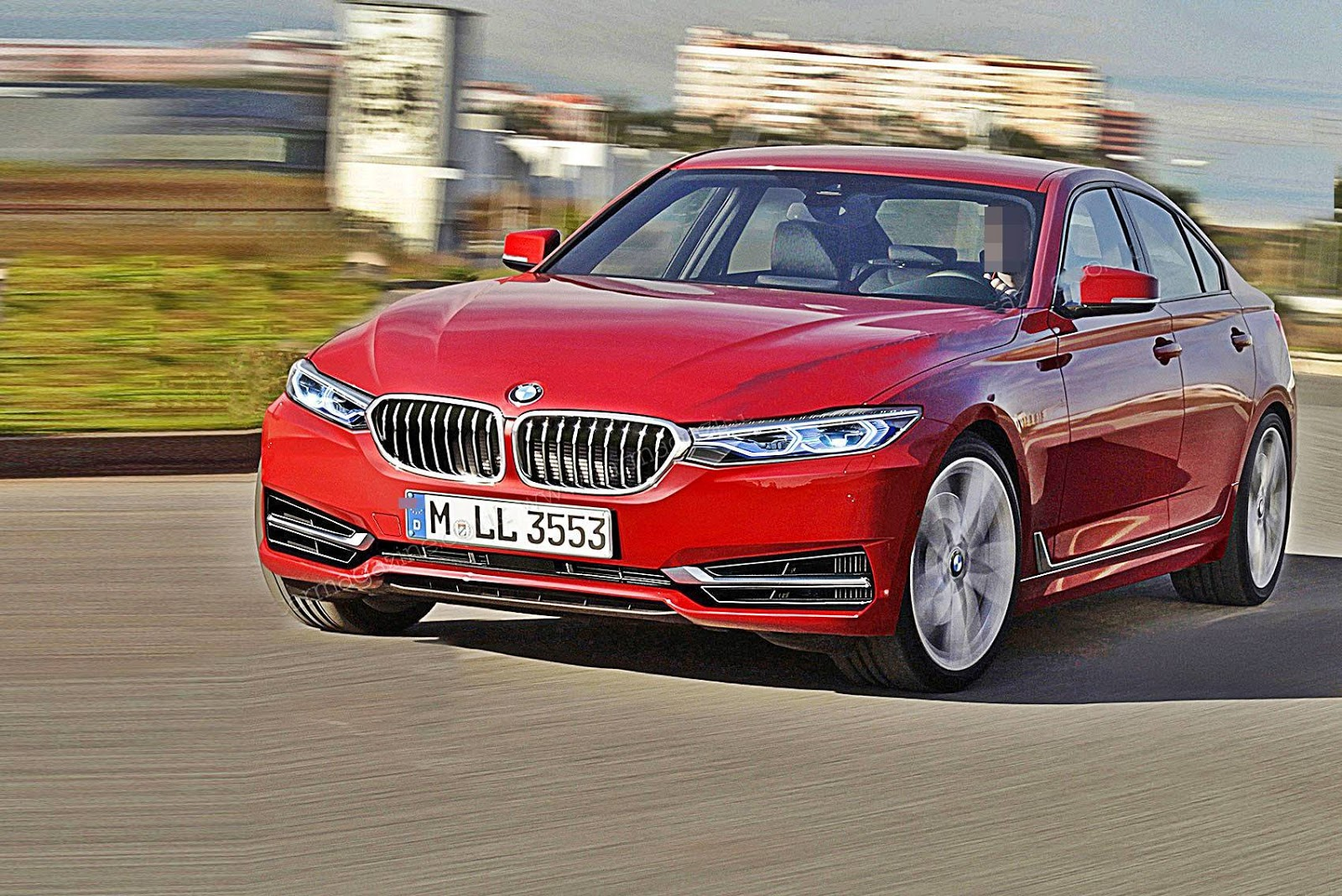 2018 bmw 3 series next three codenamed g20 revealed auto. Black Bedroom Furniture Sets. Home Design Ideas