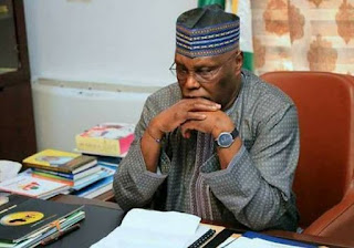 Shocking:  Atiku received 55 cartons of documents from INEC saying this