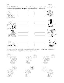 ejercicios dislexia
