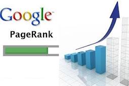 Cara Mudah Meningkatkan Page Rank Blog dengan Cepat