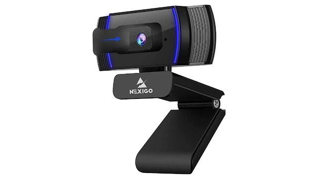 NexiGo Full HD 1080p Webcam