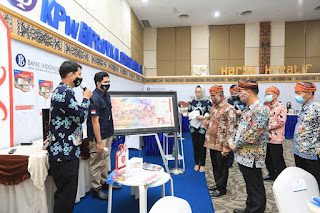 Karya Kreatif Paguntaka 2020 di Kantor Perwakilan Bank Indonesia