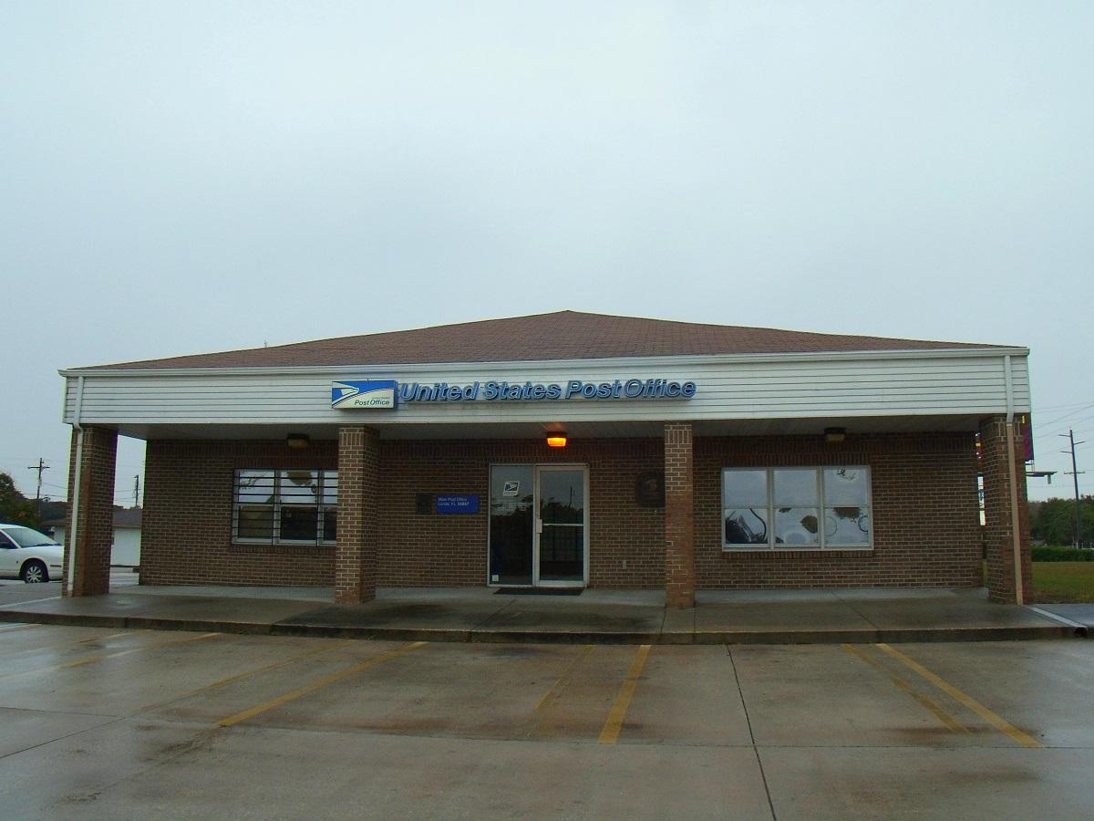 Oficina postal en Lorida