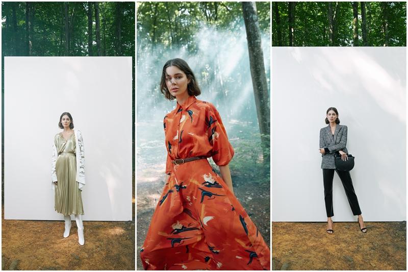 Beymen Collection kadınının güçlü yapısını vurguluyor