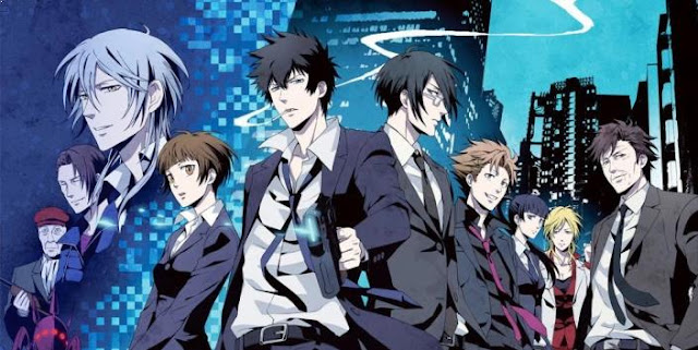 Top Anime Like Tokyo Ghoul - Psycho-Pass