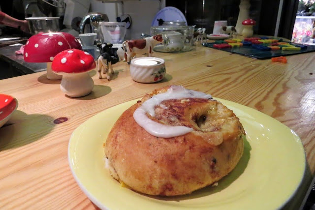 Copenhagen in Winter: Danish pastry at Torvehaller Markethall