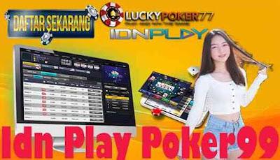 Idn Play Poker99