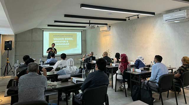 Foodizz Bootcamp 2021 Diminati Pebisnis Kuliner