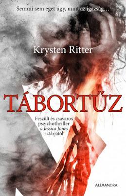 Krysten Ritter – Tábortűz könyves vélemény, könyvkritika, recenzió, könyves blog, könyves kedvcsináló