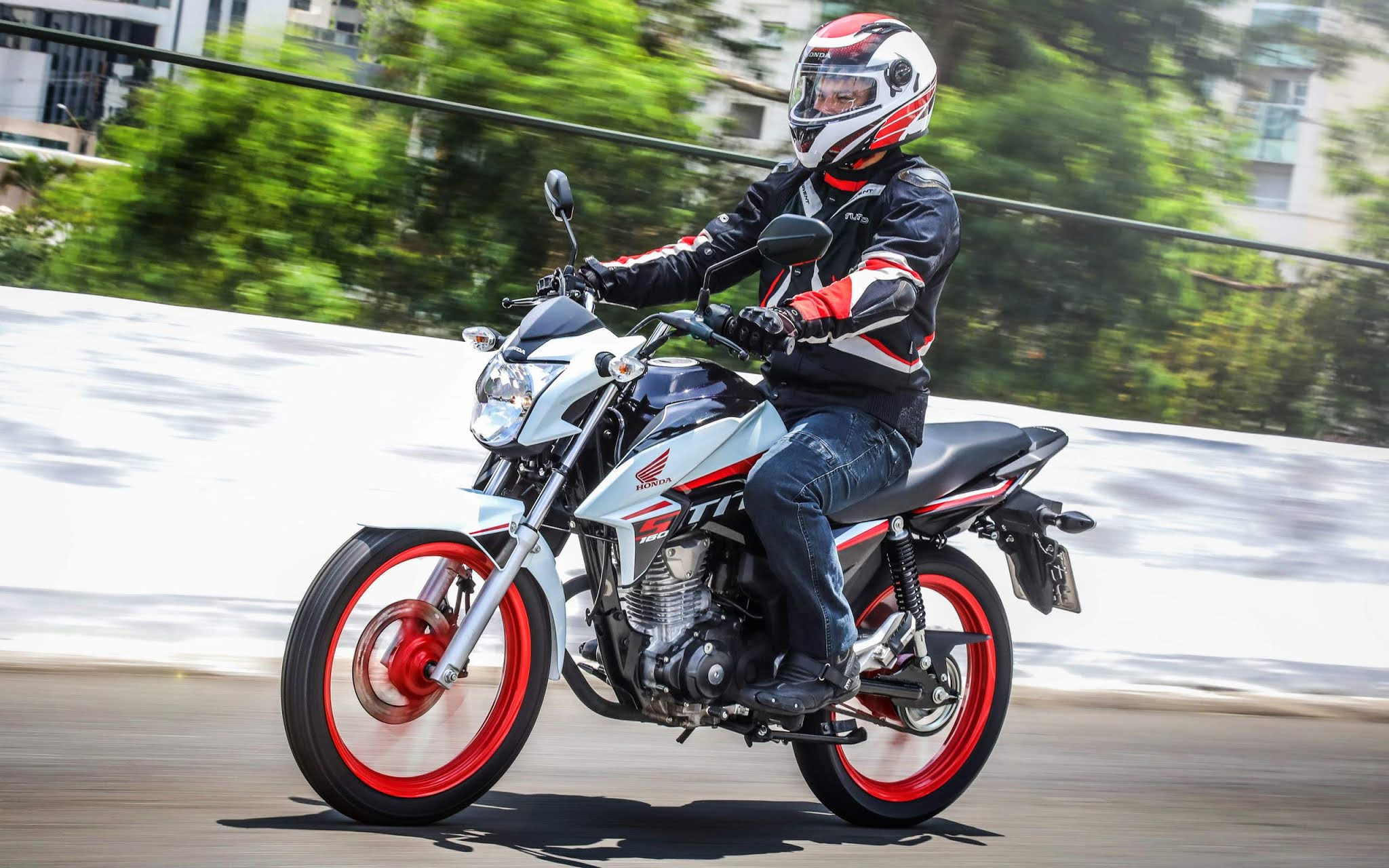 As motos mais vendidas do Brasil em abril de 2021