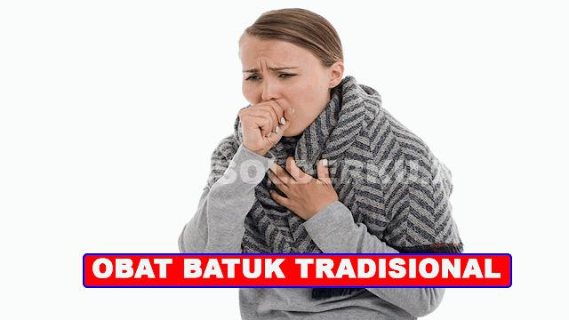 5 OBAT BATUK TRADISIONAL PALING AMPUH