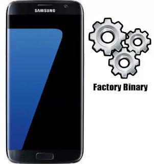 Samsung Galaxy S7 EDGE SC-02H SM-G935D Combination Firmware