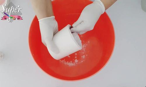 طريقة صنع إكسسوارات للحمام بطريقه سهله و الخطوات بالصور مشروع مربح جدا