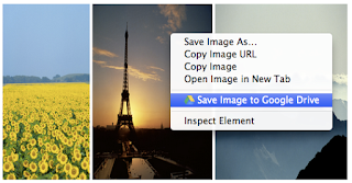 Save and use Photos both at Google Drive and Plus
