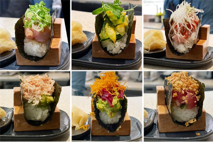 Nami Nori Review, Nami Nori NYC, Nami Nori Sushi, Nami Nori Temaki