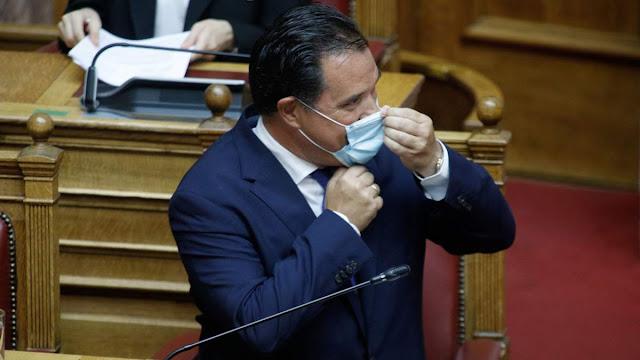 Γεωργιάδης: Ο… ΣΥΡΙΖΑ φταίει για το φιάσκο της κυβέρνησης Μητσοτάκη με τις μάσκες! – VIDEO