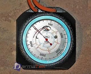 Darmatek Jual Altimeter Thommen TX-22 untuk Penjelajah