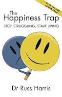 Book cover image of the happiness trap