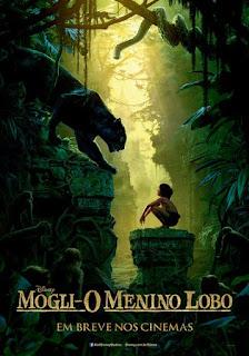 Mogli: O Menino Lobo – Dublado (2016)