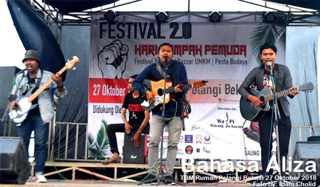 """Kampung Kite, Lagu Nasehat Dari """"Bahasa Aliza"""""""