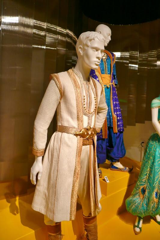 Prince Ali Aladdin film costume