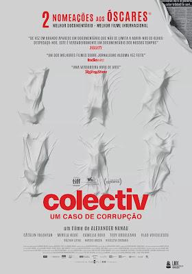 Collective Chegou aos Óscares e Ganhou o Prémio Lux! Estreará em Junho em Portugal