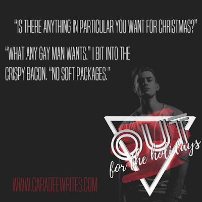 Out for the Holidays: An Out Novella, Cara Dee