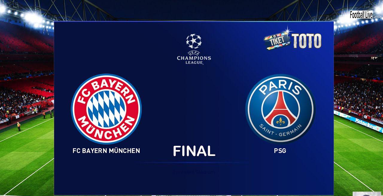 Bayern Vs PSG: Ulangan Final Liga Champions 2020