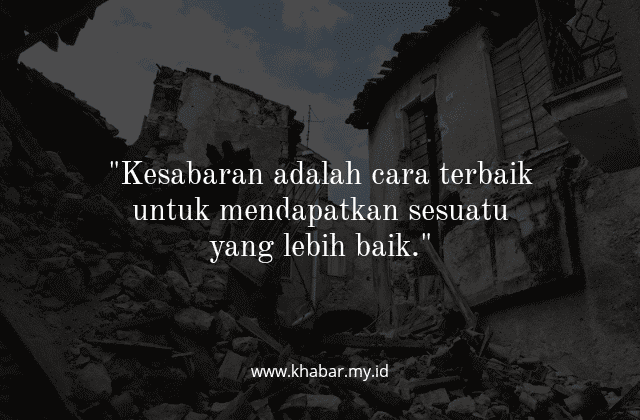 √ 1001 Kata-Kata Sabar - Quotes Bijak - Inspiratif dan Memotivasi