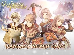 Guardians of Fantasy V1.0.0  MOD APK ( Massive Damage )