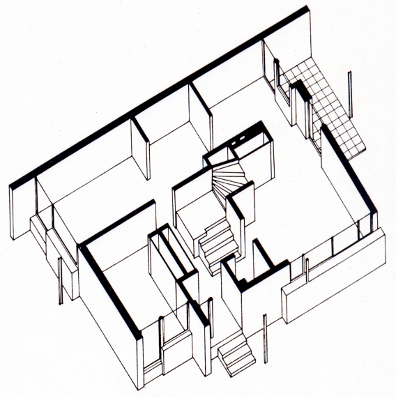 Spiral Staircase Layout