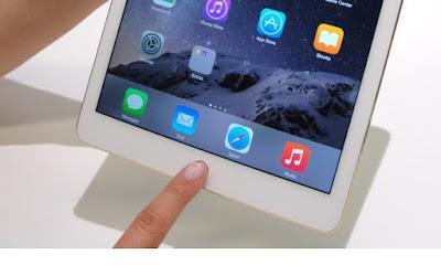 Tính năng mới trên iPad Air 2