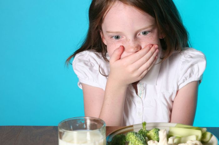 Penyebab Mual pada Anak
